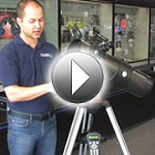 Features of the StarSeeker 130mm GoTo Reflector Telescope